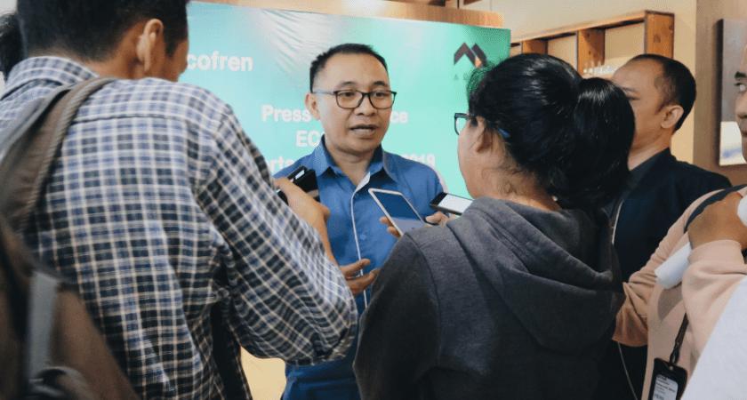 PT. Arah Environmental Indonesia Meluncurkan ECOFREN, sebuah solusi pengelolaan limbah dan sampah