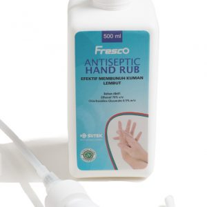 Hand Sanitizer Uk. 500ml WIth Pump