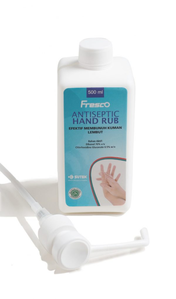 Hand Sanitizer Uk. 500ml WIth Pump