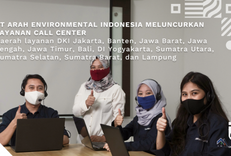 Call Center PT. Arah Environmental Indonesia